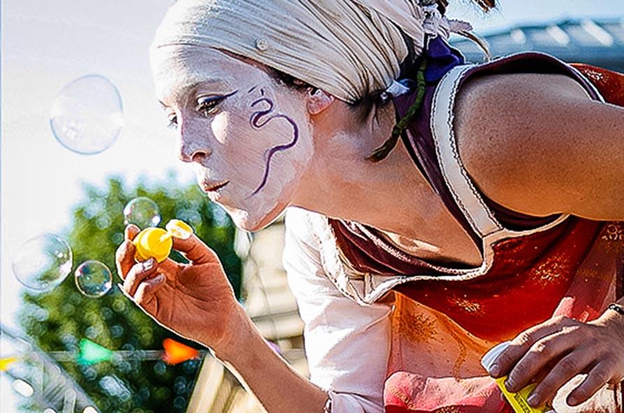 Festival cirque commune Lunéville