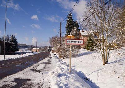 Commune de Deycimont