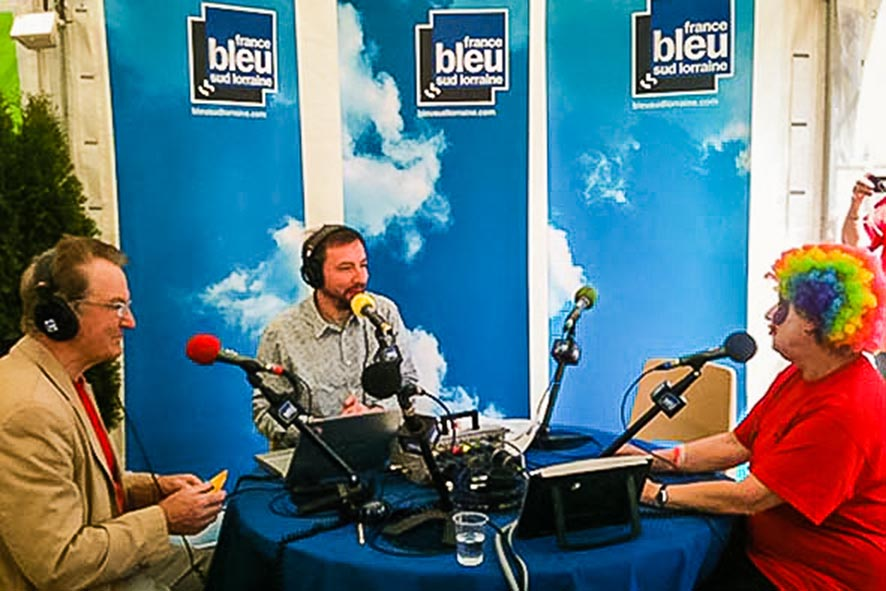 france bleu radio interview journaliste