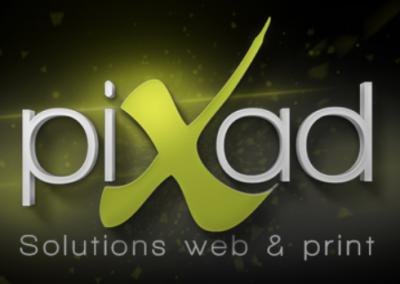 Agence de communication Pixad