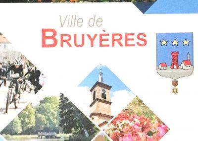 Ville de Bruyères