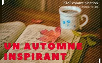 Pour un automne inspirant