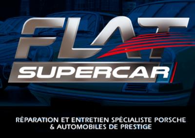 FLAT SUPERCAR- conseil, stratégie de communication