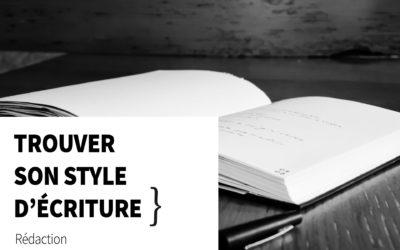 Rédiger avec style #2