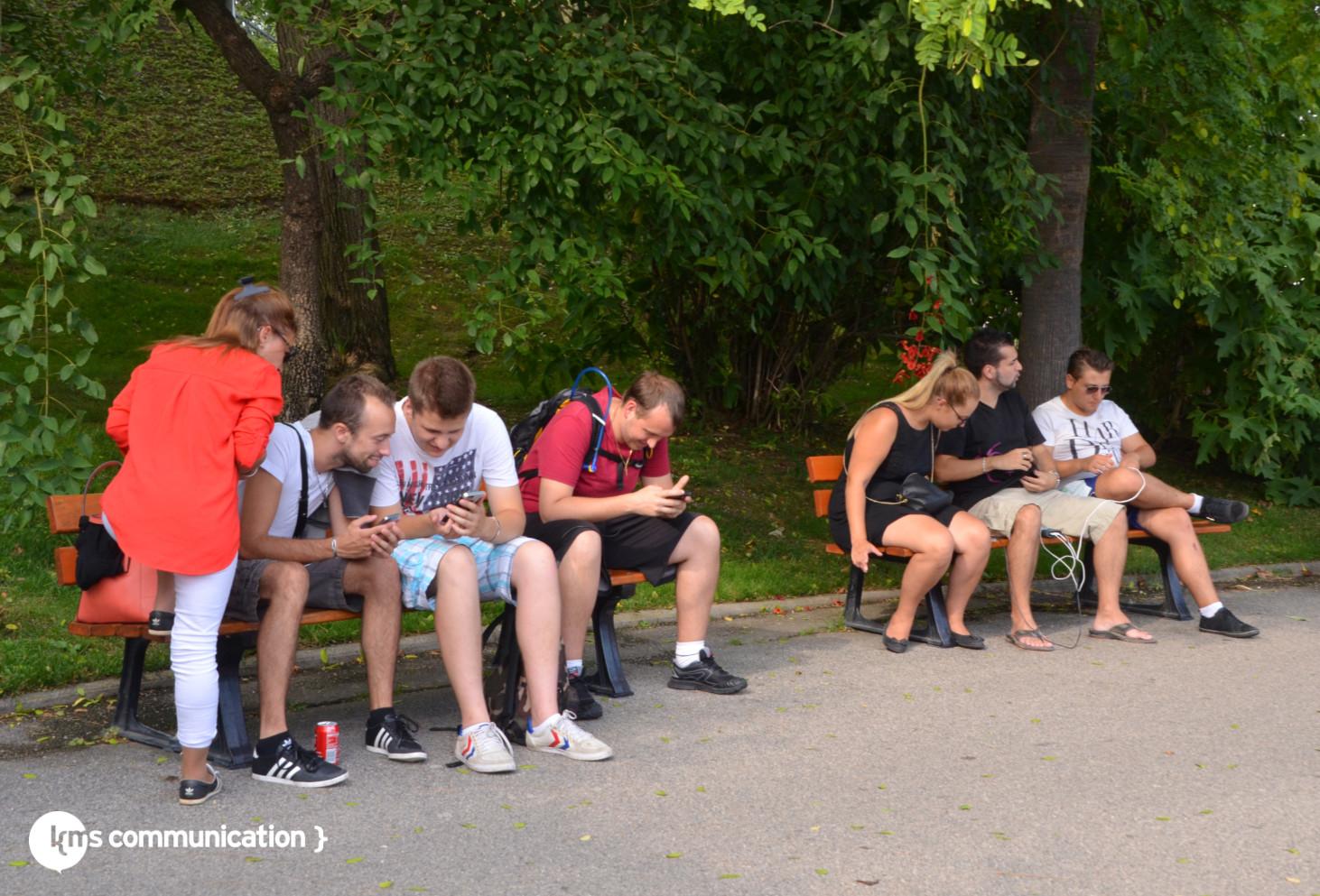 réseaux sociaux photo kmscommunication