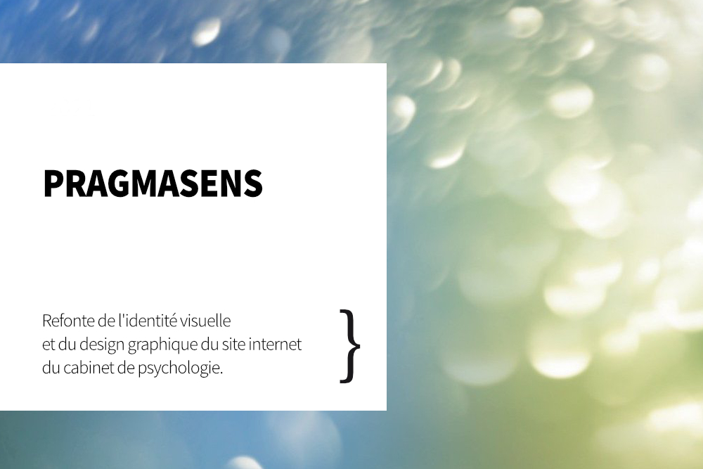 pragmasens refonte site web
