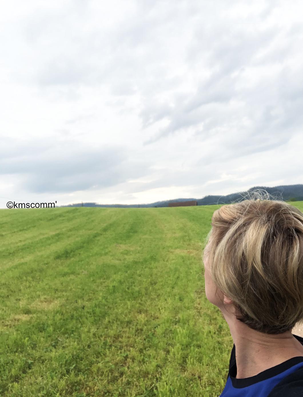 regard vers horizon