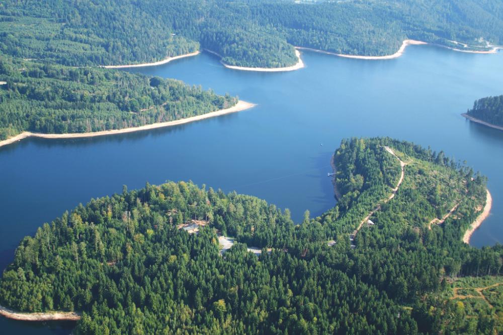 Lacs de Pierre Percée